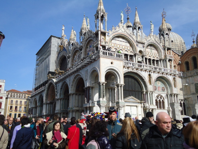 Venetia_San Marco Basilica 2