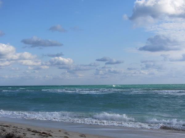 Miami Beach_ocean