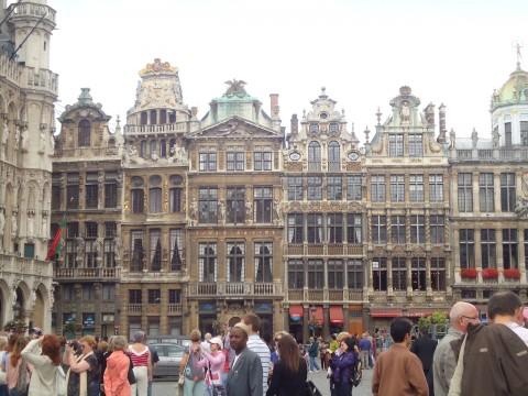 Bruxelles Grande Place 2
