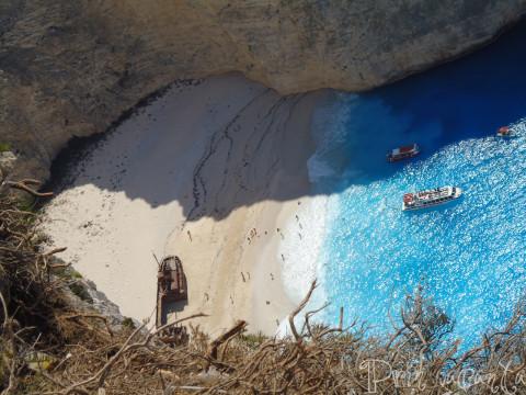 Zakynthos Shipwreck View 10