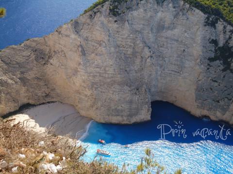 Zakynthos Shipwreck View 4
