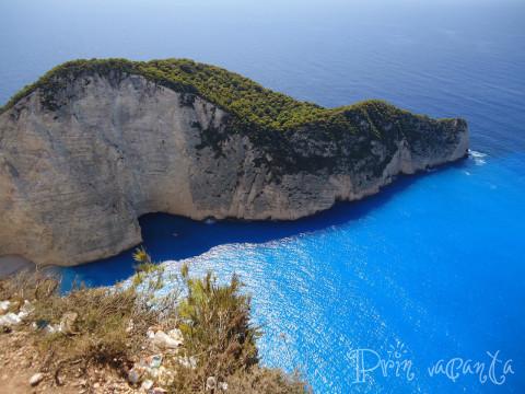 Zakynthos Shipwreck View 5