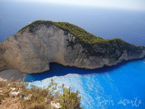 Zakynthos Shipwreck View 8