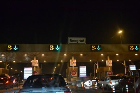 Drum Belgrad 17