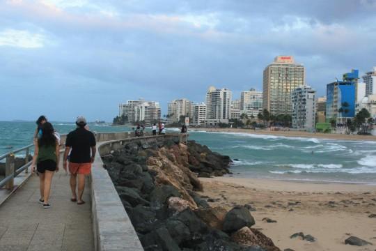Puerto Rico_Condado Beach