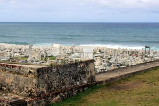 Puerto Rico_Old Cemetery San Juan