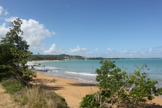 Puerto Rico_Playa Luquillo