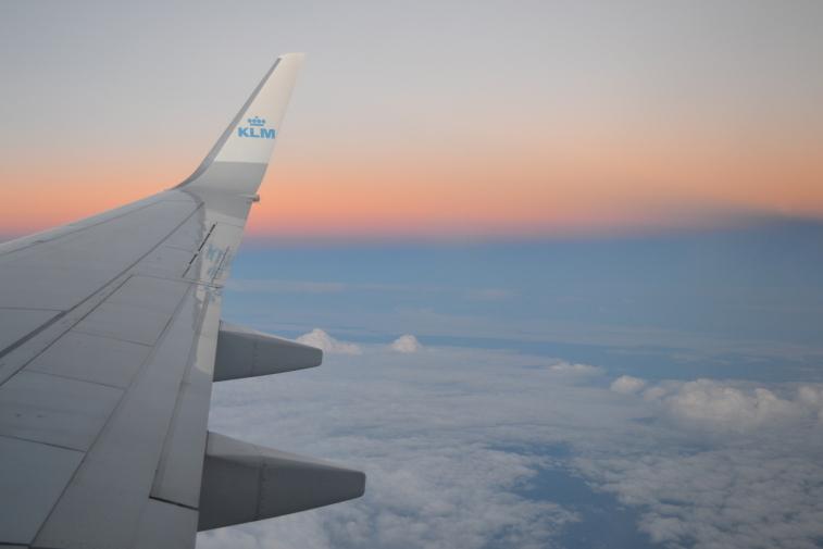 KLM avion 1