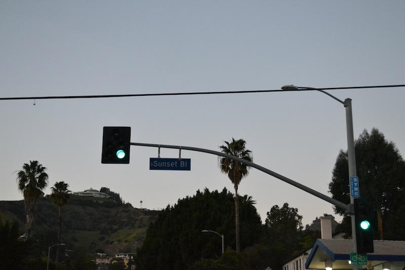 LOs Angeles_Sunset Boulevard