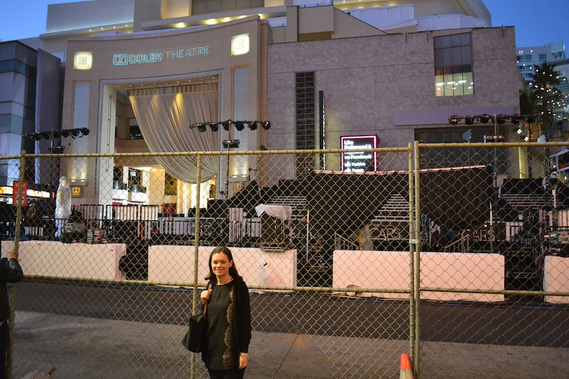 Los Angeles Dolby Thatre 4
