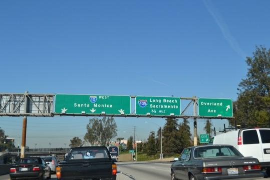 Los Angeles Highway 1