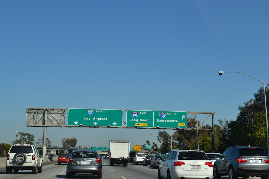 Los Angeles Highway 2