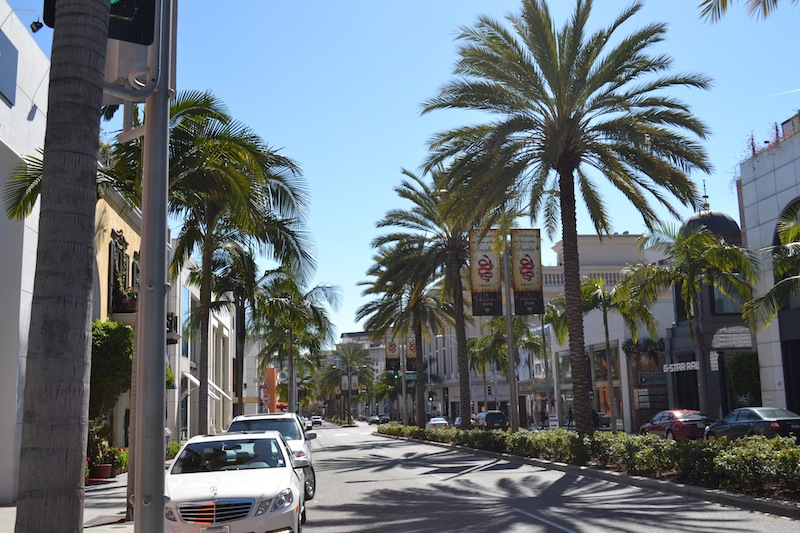 Los Angeles Rodeo Drive 2