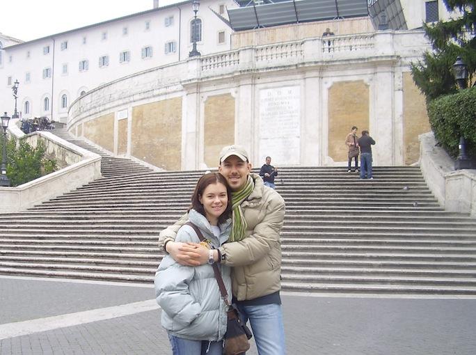Roma Piaza Spagna