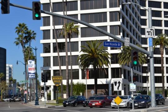 LA Beverly Hills sign 2
