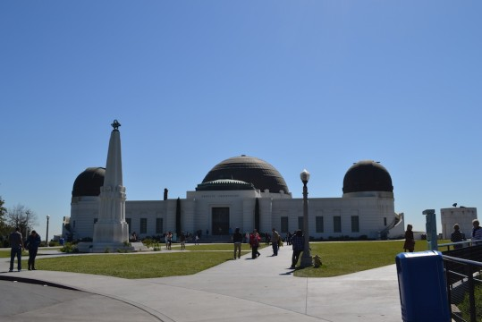 LA Griffith Observatory 1