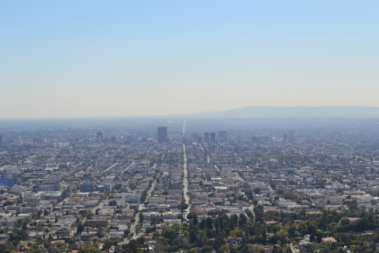 LA Griffith Observatory 6