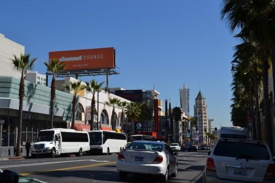 LA Hollywood Boulevard 1