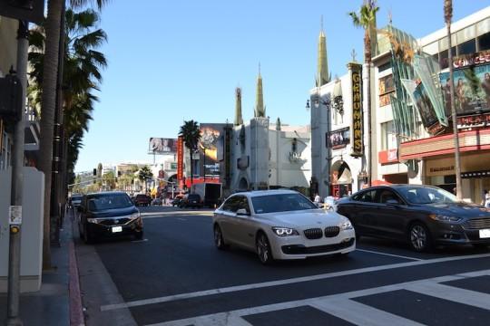 LA Hollywood Boulevard 5