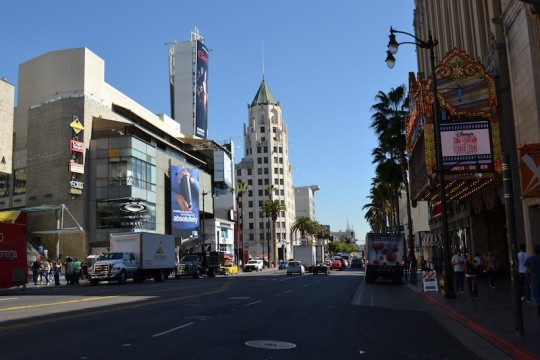LA Hollywood Boulevard 6