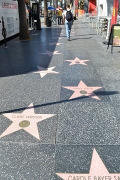 LA Hollywood Walk of Fame 3