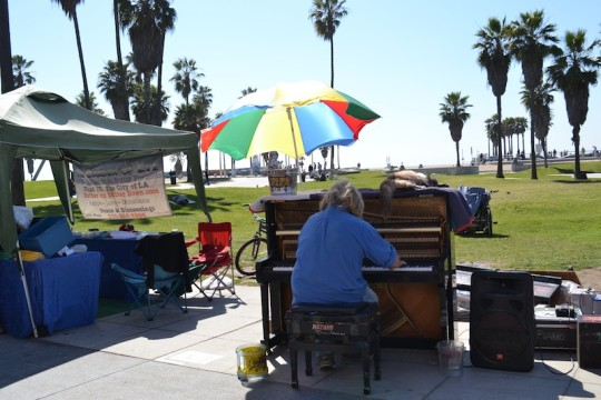 Los Angeles_Venice Beach 1