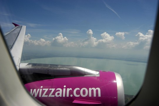 Wizz Air_airplane