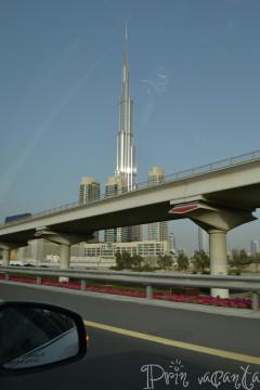 Dubai_Burj Khalifa 1