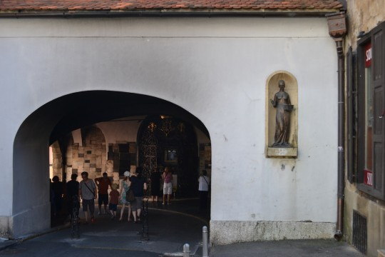 Zagreb_Stone Gate