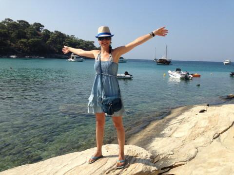 Raluca Arvat Grecia 1