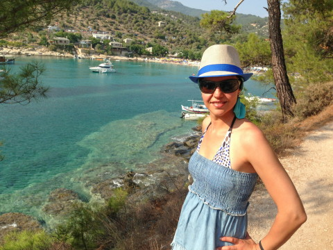 Raluca Arvat Grecia 6