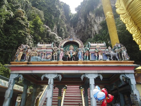 Kuala Lumpur_Batu Caves 7