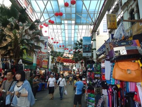 Kuala Lumpur_China Town 1