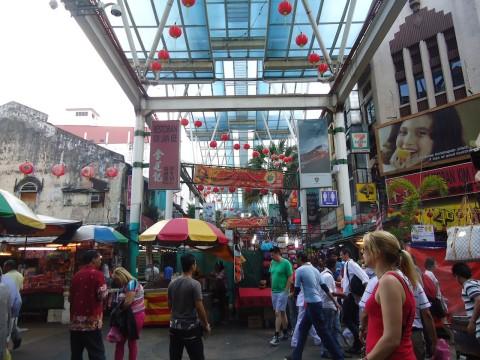 Kuala Lumpur_China Town 2