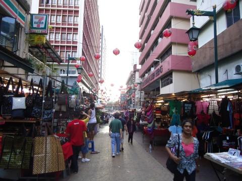 Kuala Lumpur_China Town 4