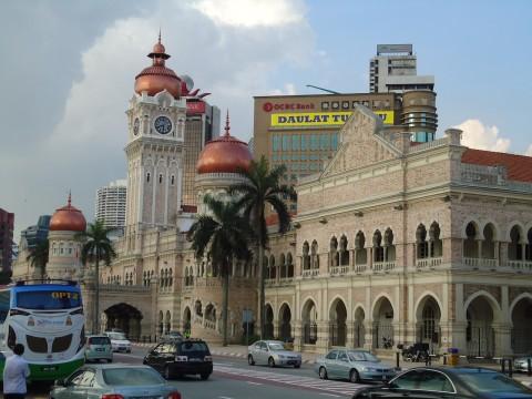 Kuala Lumpur_Dataran Merdeka 1