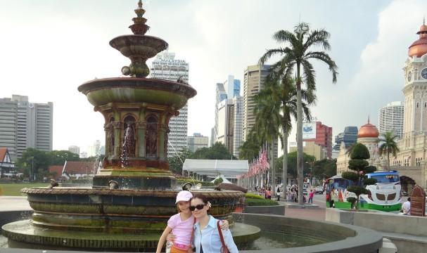 Kuala Lumpur_Dataran Merdeka 2