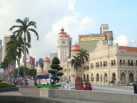 Kuala Lumpur_Dataran Merdeka 3