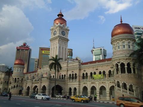 Kuala Lumpur_Dataran Merdeka 4