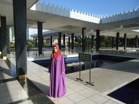 Kuala Lumpur_Moschee 2
