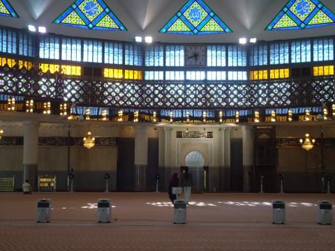 Kuala Lumpur_Moschee 4
