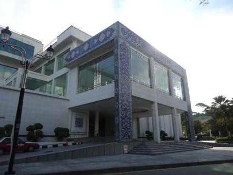 Kuala Lumpur_Muzeu Arta Islamista