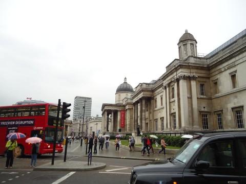 Londra 5-Trafalgar Sq
