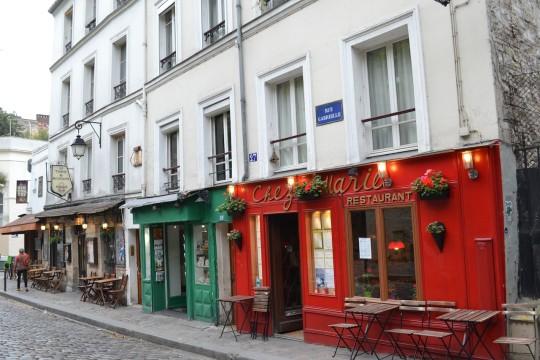 Paris Montmartre 10