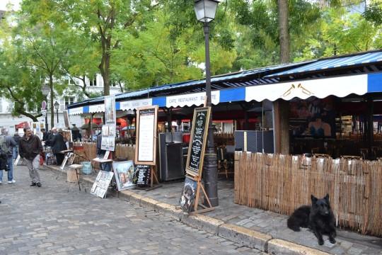 Paris Montmartre 17