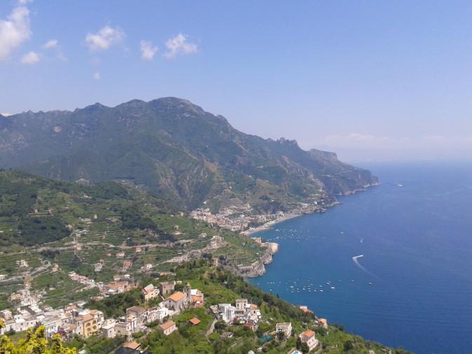 01. Ravello (1)_privire dinspre Ravello catre coasta