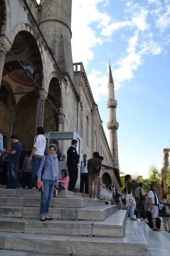 Istanbul_Blue Mosque 4