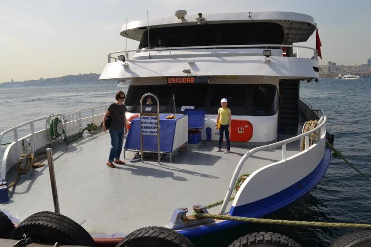 Istanbul_Bosfor cruise 18