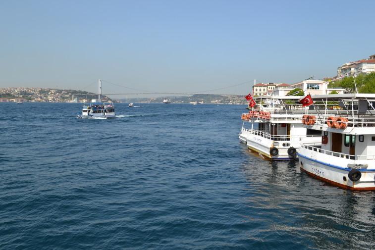 Istanbul_Bosfor cruise 19
