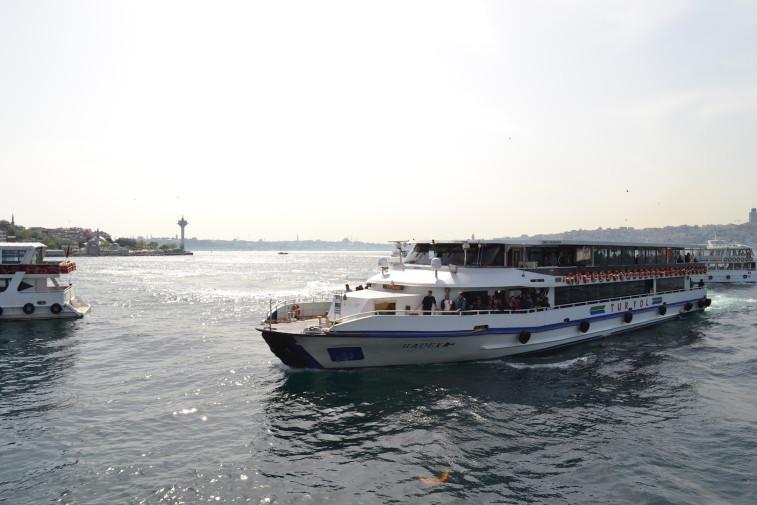 Istanbul_Bosfor cruise 20
